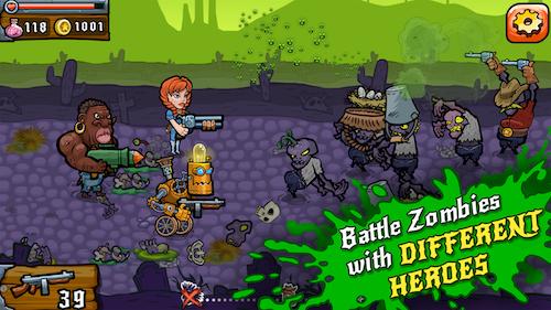 Zombie West: Dead Frontier Ekran Görüntüleri - 1