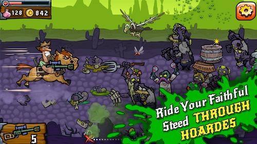 Zombie West: Dead Frontier Ekran Görüntüleri - 3