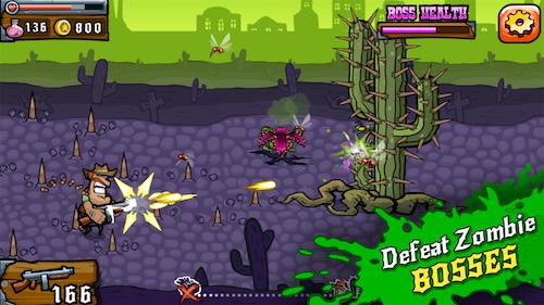 Zombie West: Dead Frontier Ekran Görüntüleri - 4