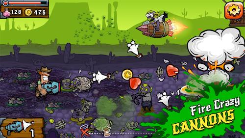 Zombie West: Dead Frontier Ekran Görüntüleri - 5