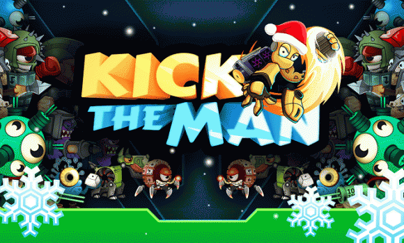 Kick the Man 1 - 1