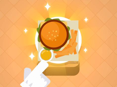 Merge Food 1 - 1