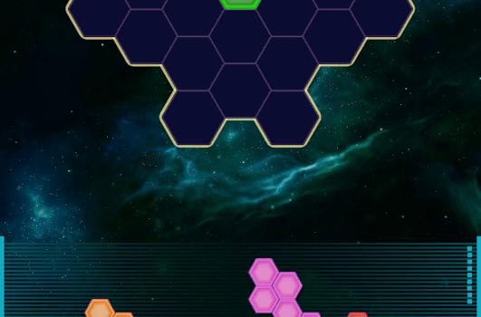 Space Puzzle 2 4 - 4