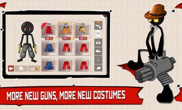 Stickman Legends: Gun Shooter 4 - 4