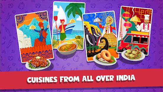 Masala Express: Cooking Game Ekran Görüntüleri - 1