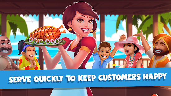 Masala Express: Cooking Game Ekran Görüntüleri - 3
