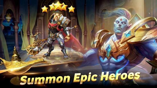 Rise of Heroes Ekran Görüntüleri - 1