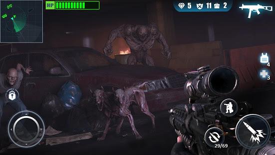 Dead Battlelands Ekran Görüntüleri - 1