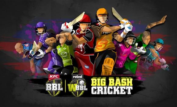 Big Bash Cricket Ekran Görüntüleri - 1