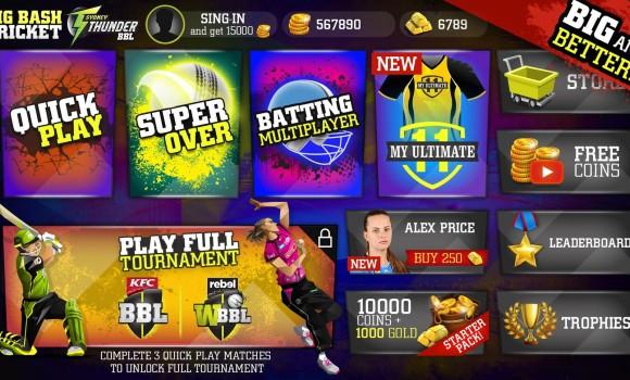 Big Bash Cricket Ekran Görüntüleri - 2