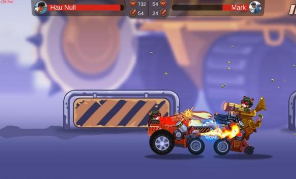 Cars War Arena Ekran Görüntüleri - 2