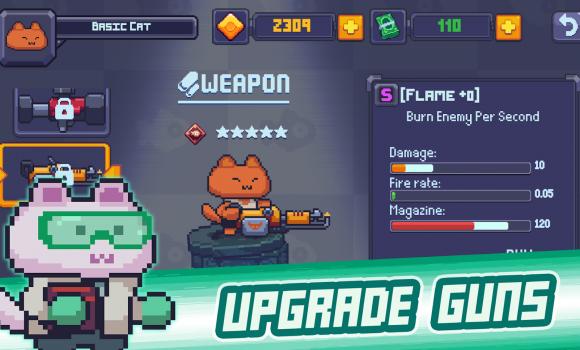 Cat Gunner: Super Force Ekran Görüntüleri - 2