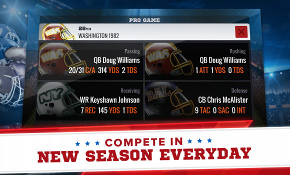 CBS Sports Franchise Football Ekran Görüntüleri - 2