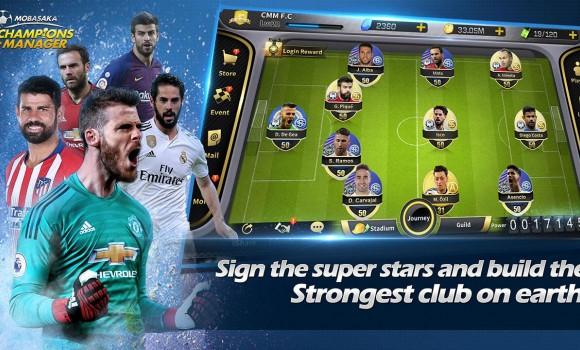 Champions Manager Mobasaka Ekran Görüntüleri - 3