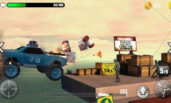 Dead Car Run Ekran Görüntüleri - 2
