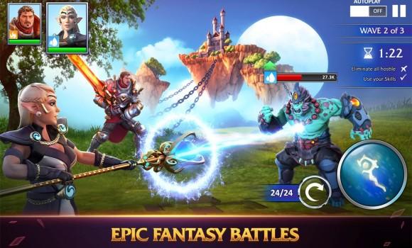 Forged Fantasy Ekran Görüntüleri - 1