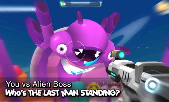 Galaxy Gunner: The Last Man Standing Ekran Görüntüleri - 2