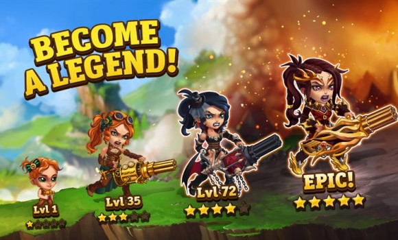 Hero Wars Ekran Görüntüleri - 2