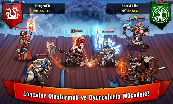 HonorBound Ekran Görüntüleri - 1
