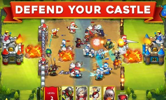 King Rivals: War Clash Ekran Görüntüleri - 2