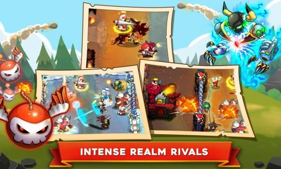 King Rivals: War Clash Ekran Görüntüleri - 1