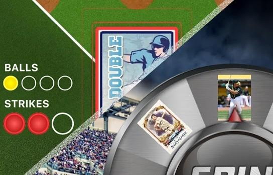 MLB BUNT: Baseball Card Trader Ekran Görüntüleri - 2