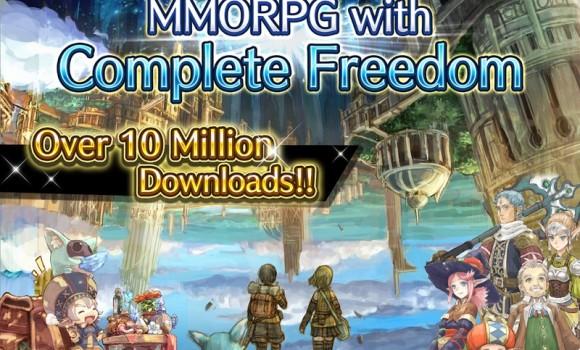 RPG Toram Online Ekran Görüntüleri - 2