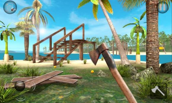 Raft Survival Forest Ekran Görüntüleri - 2