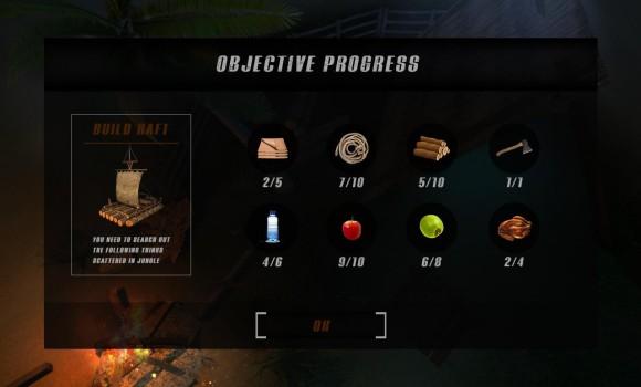 Raft Survival Forest Ekran Görüntüleri - 1