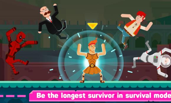 Ragdoll Warriors : Crazy Fighting Game Ekran Görüntüleri - 2