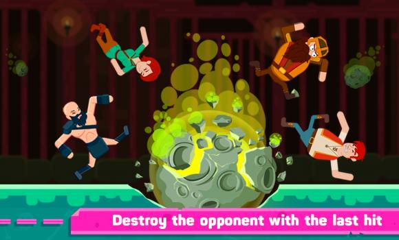 Ragdoll Warriors : Crazy Fighting Game Ekran Görüntüleri - 3