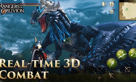 Rangers of Oblivion Ekran Görüntüleri - 1
