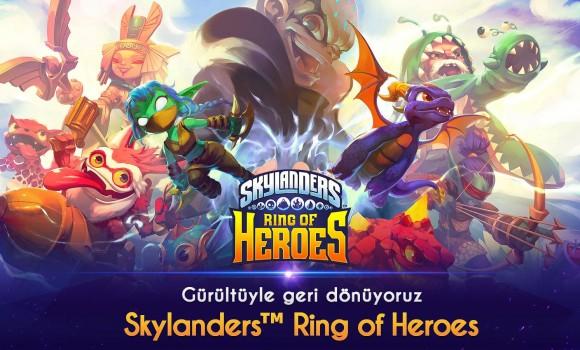 Skylanders Ring of Heroes Ekran Görüntüleri - 1