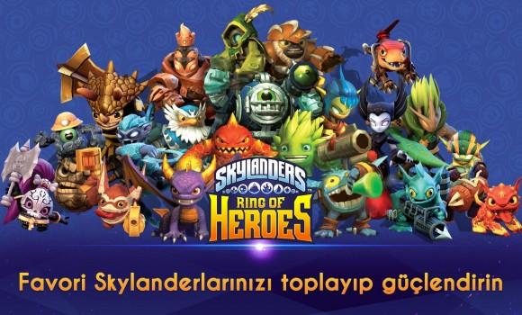 Skylanders Ring of Heroes Ekran Görüntüleri - 2