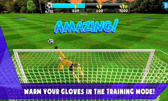 Soccer Goalkeeper 2019 Ekran Görüntüleri - 1