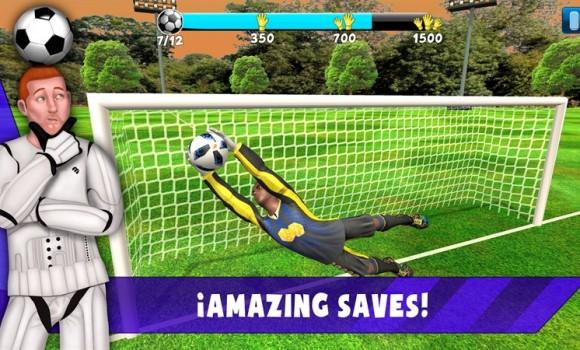 Soccer Goalkeeper 2019 Ekran Görüntüleri - 2