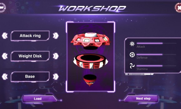 Spin Blade 2 Ekran Görüntüleri - 1