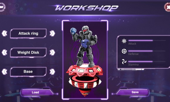 Spin Blade 2 Ekran Görüntüleri - 2
