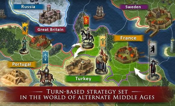 Strategy & Tactics: Dark Ages Ekran Görüntüleri - 2