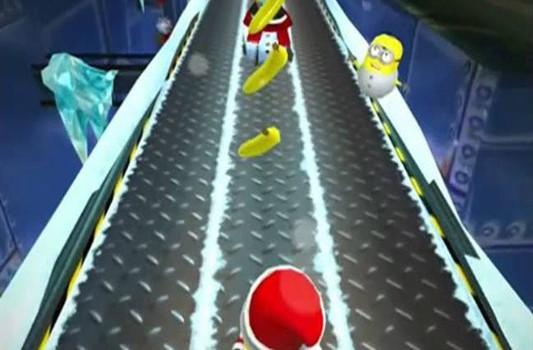 Subway Minion Run Ekran Görüntüleri - 3