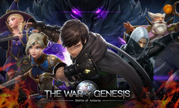 The War of Genesis: Battle of Antaria Ekran Görüntüleri - 2