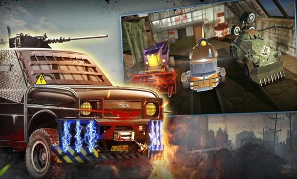 Wild Truck Hitting Zombies Ekran Görüntüleri - 2