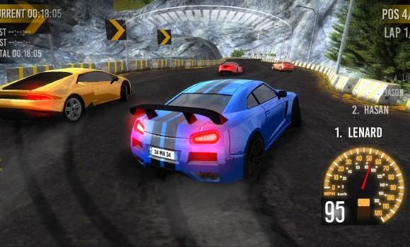 X-Racing Asfalt Ekran Görüntüleri - 1