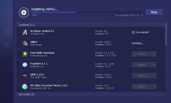 IObit Software Updater Ekran Görüntüleri - 2