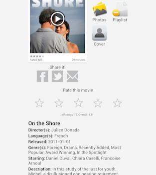 BIGSTAR Movies Ekran Görüntüleri - 9