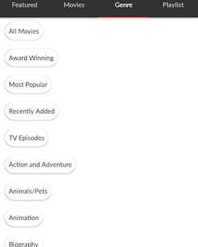BIGSTAR Movies Ekran Görüntüleri - 4