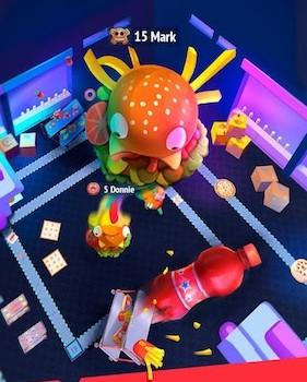 Burger.io Ekran Görüntüleri - 1