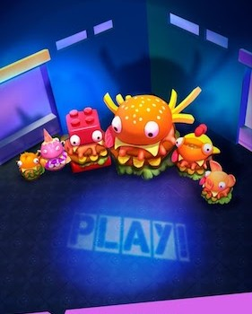 Burger.io Ekran Görüntüleri - 3