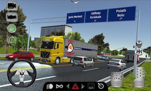 Cargo Simulator 2019: Türkiye Ekran Görüntüleri - 1
