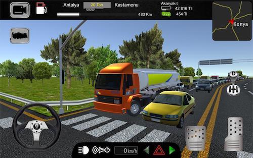 Cargo Simulator 2019: Türkiye Ekran Görüntüleri - 4